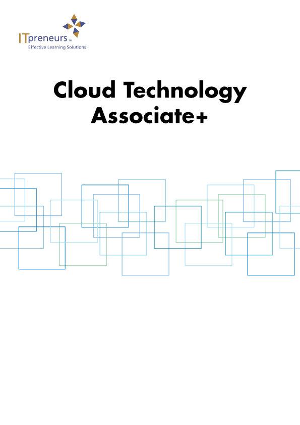 Cloud Technology Associate+ 2019