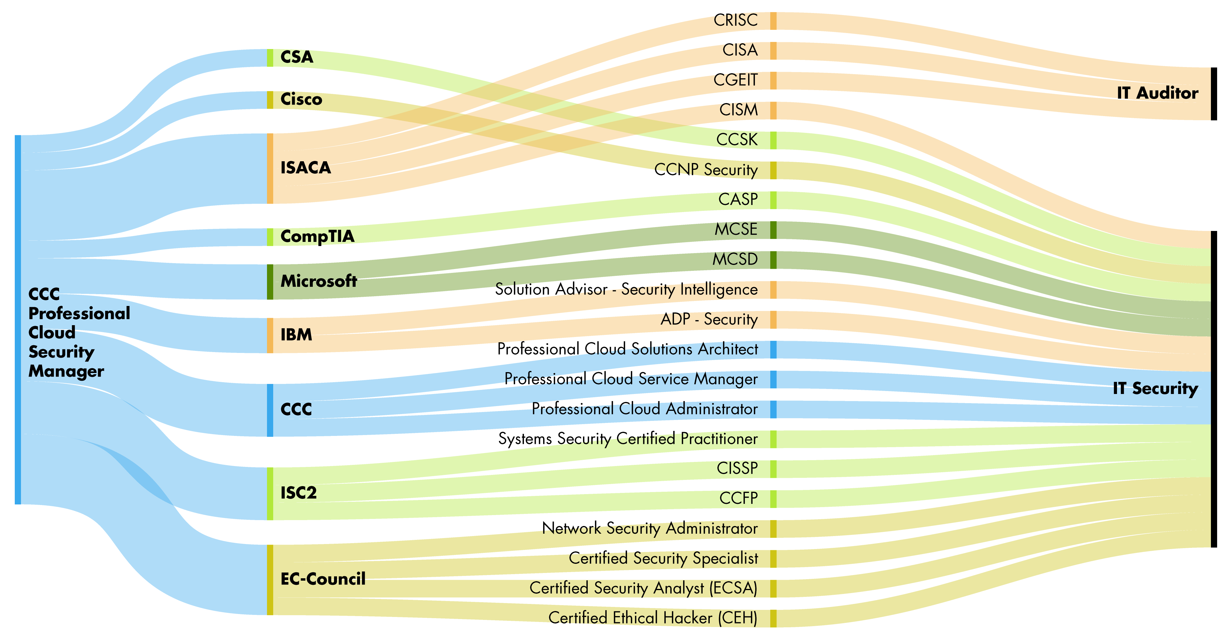 Professional Cloud Security Manager Cloud Credential Council