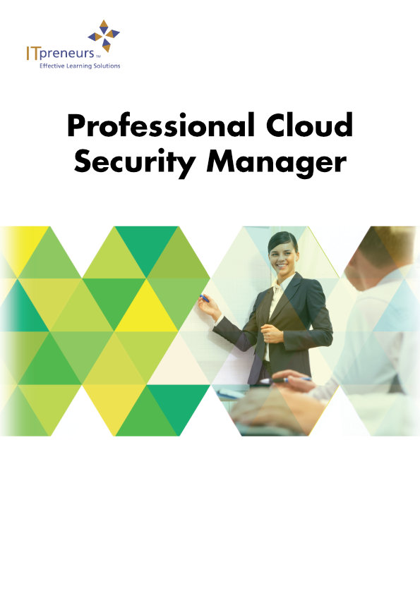 CCC Professional Cloud Security Manager 2019