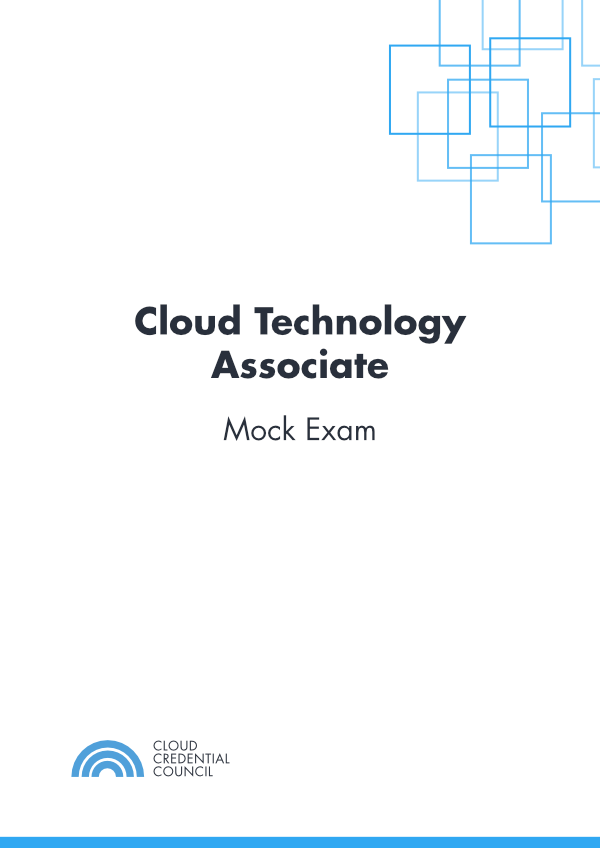 Cloud Technology Associate Mock Exam