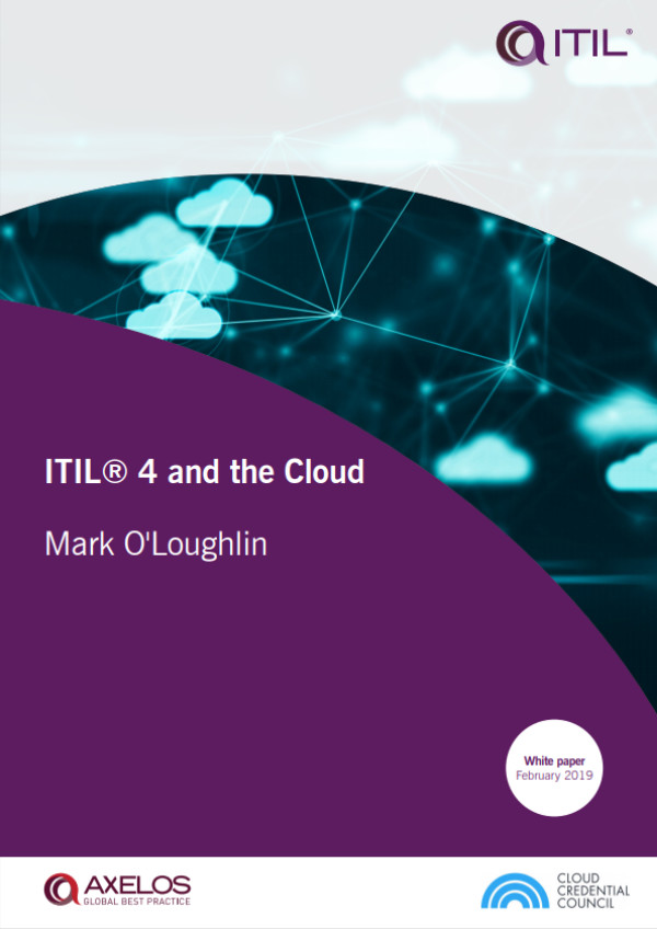 ITIL4 and the Cloud