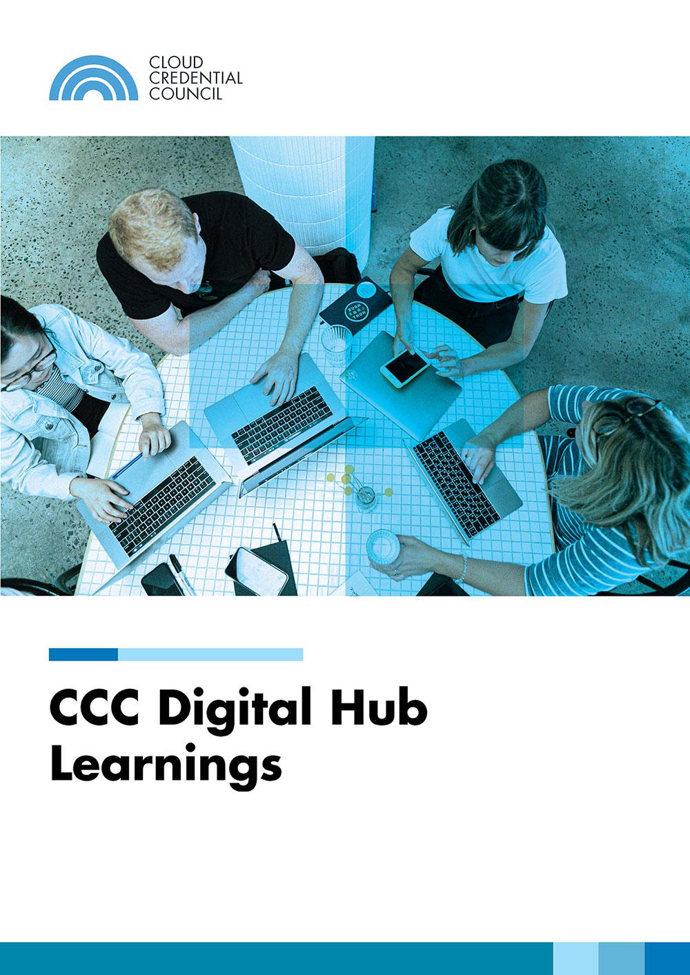 CCC-Digital-Hub-Learnings Cover